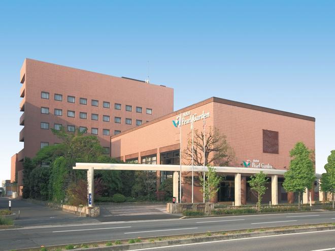 珍珠花園酒店 - 高松 - 建築