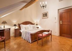 Boutique Hotel Constans - Prague - Bedroom