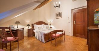 Boutique Hotel Constans - Πράγα - Κρεβατοκάμαρα