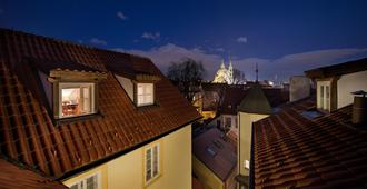 Boutique Hotel Constans - Prague - Outdoor view