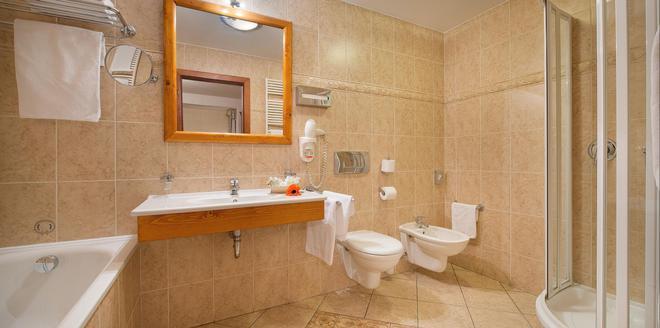 孔斯唐精品酒店 - 布拉格 - 布拉格 - 浴室