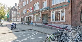 Hotel Port - רוטרדם - בניין