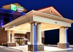 Holiday Inn Express Hotel & Suites Lewisburg, An IHG Hotel - Lewisburg - Building