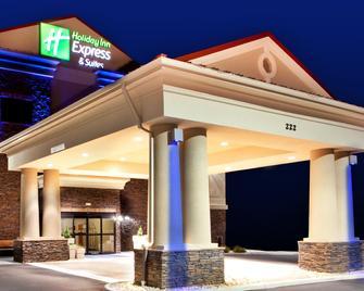Holiday Inn Express Hotel & Suites Lewisburg, An IHG Hotel - Lewisburg - Gebouw