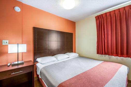 華盛頓特區會議中心 6 號汽車旅館 - 華盛頓 - 華盛頓 - 臥室