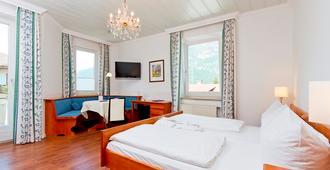 Wittelsbacher Hof Swiss Quality Hotel - Garmisch-Partenkirchen - Phòng ngủ
