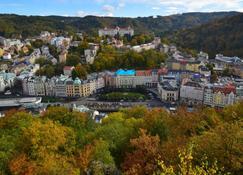 Interhotel Central - Karlovy Vary - Vista del exterior