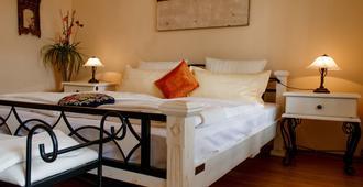 Wellness Villa Miramar - Sellin - Camera da letto