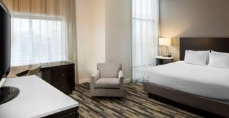 Hyatt House Charlotte Center City - Шарлотт - Спальня