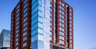 Hyatt House Charlotte Center City - Charlotte - Bygning