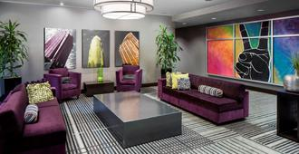 Hyatt House Charlotte Center City - Charlotte - Area lounge