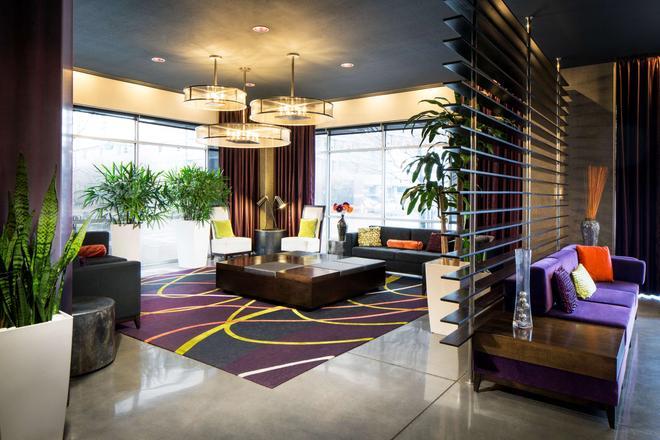 Hyatt House Charlotte Center City - Charlotte - Lobby