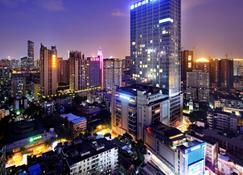 South & North International Apartment (Kam Rueng Plaza) - Cantón - Vista del exterior