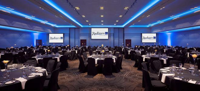 Radisson Blu Hotel, Glasgow - Glasgow - Sala ricevimenti