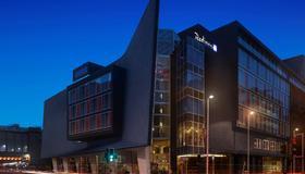 Radisson Blu Hotel, Glasgow - Glasgow - Bâtiment
