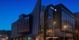 Radisson Blu Hotel, Glasgow - Γλασκώβη - Κτίριο