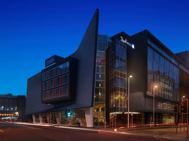 麗笙格拉斯哥酒店 - 格拉斯哥 - 格拉斯哥 - 建築