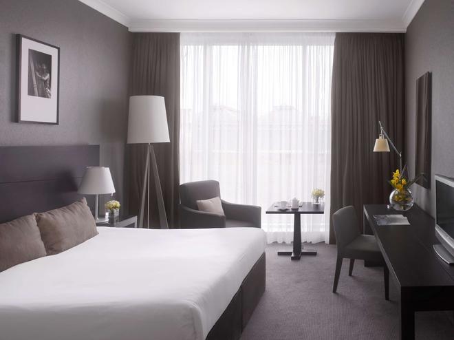 麗笙格拉斯哥酒店 - 格拉斯哥 - 格拉斯哥 - 臥室