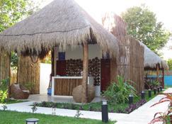 Azul 36 Hotel - Bacalar - Κτίριο