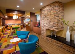 Fairfield Inn by Marriott Huntsville - Huntsville - Restaurante