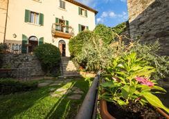 La Fonte Del Cieco - Gaiole In Chianti - Outdoor view