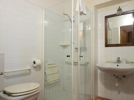 La Fonte Del Cieco - Gaiole In Chianti - Bathroom