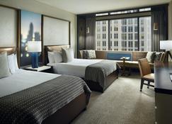 Omni Charlotte Hotel - Charlotte - Quarto
