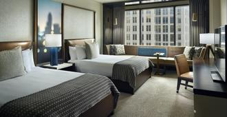 Omni Charlotte Hotel - Charlotte - Bedroom