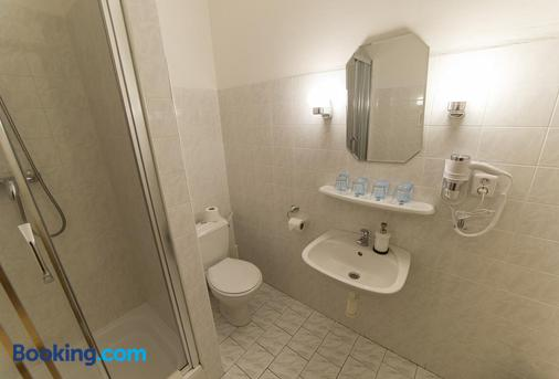 Pension Marie - Český Krumlov - Phòng tắm