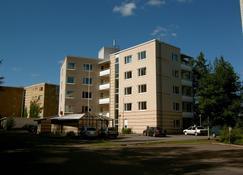 Summer Hotel Opera - Savonlinna - Building