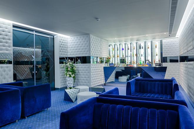 Hotel Cristal Porto - Porto - Lounge