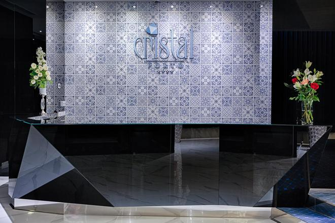 Hotel Cristal Porto - Porto - Receção