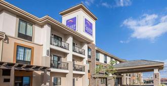 Sleep Inn & Suites Page At Lake Powell - Page - Edificio