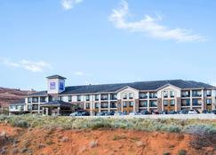 Sleep Inn and Suites Page - Page - Building
