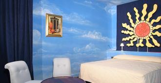Abitart Hotel - רומא - פטיו