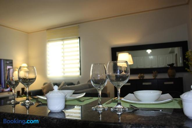 Home Suite Apartment - Guayaquil - Dining room