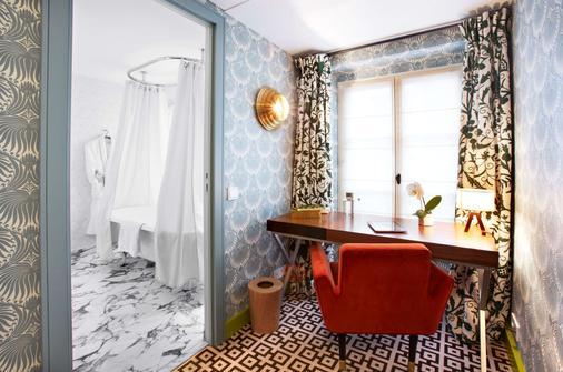 Hotel Thoumieux - Paris - Dining room