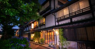 Hokkaikan Ohanabo - Kyōto - Gebäude