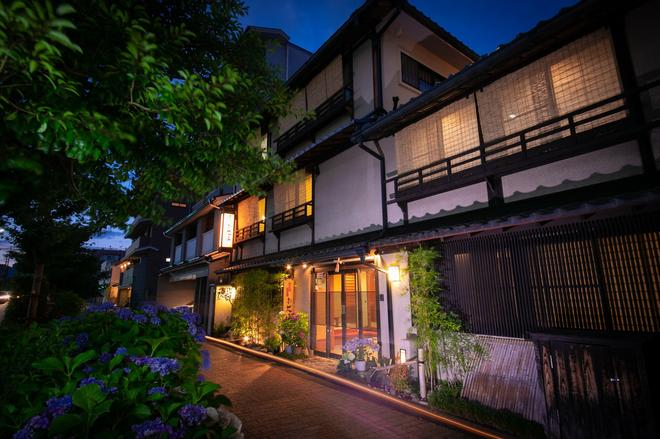 Hokkaikan Ohanabo - Κιότο - Κτίριο