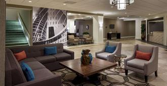 Hilton Houston Galleria Area - Houston - Lobby