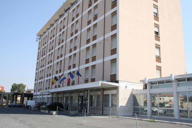 Hotel Sileno - Gela - Building