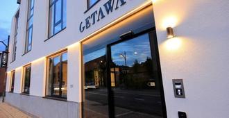 Getaway Studios Brussels Airport - Zaventem - Building