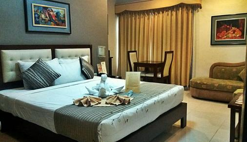 Devera Hotel - Angeles City - Makuuhuone