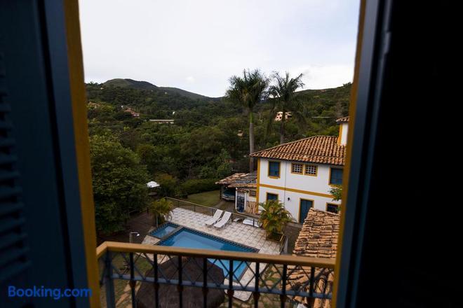 Pousada do Canto - Rio Acima - Balcony