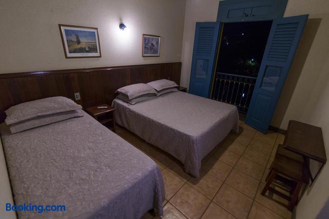 Pousada do Canto - Rio Acima - Bedroom