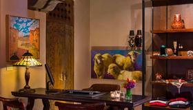 La Posada de Santa Fe, A Tribute Portfolio Resort & Spa - Santa Fe - Recepción