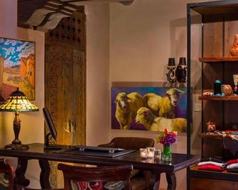 La Posada de Santa Fe, A Tribute Portfolio Resort & Spa - Santa Fe - Lobby