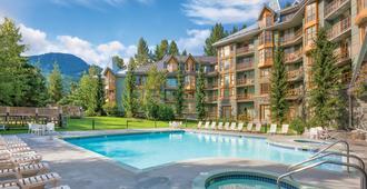 WorldMark Whistler Cascade Lodge - וויסלר - בריכה