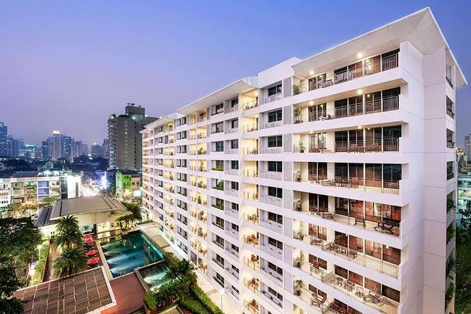素坤逸通羅中心點酒店 - 曼谷 - 曼谷 - 建築