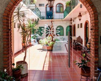 Hotel María Elena - Durango - Σαλόνι ξενοδοχείου